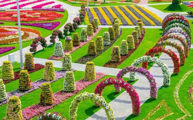 أفضل الاماكن السياحية في دبي للعائلات سائح