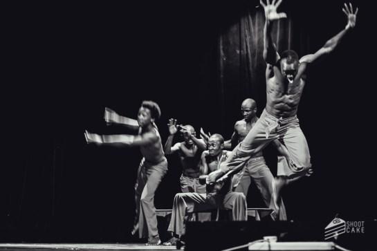 Uganda National Contemporary Ballet