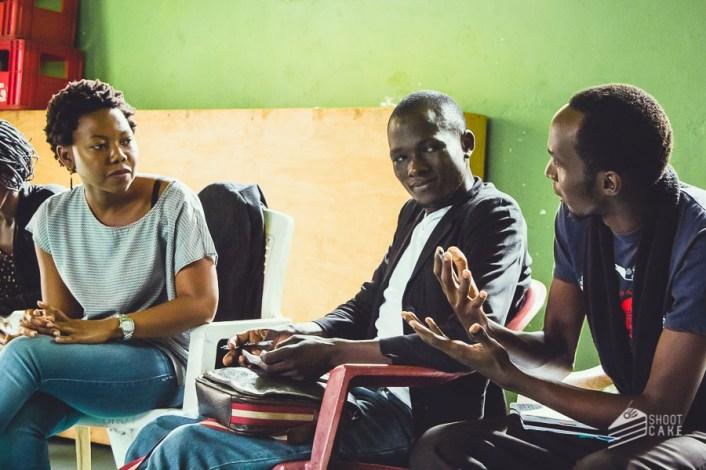 Writers Workshop with NoViolet Bulawayo