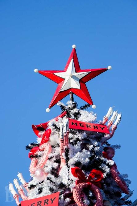 Dr Suess Christmas Tree, Balboa Park