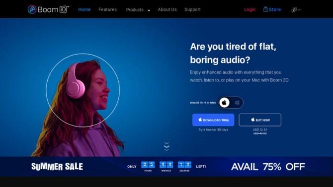 Boom 3D 1.3.7 Crack [MAC-WIN] 2021 License Key Free Download
