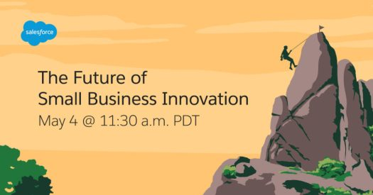 The Future of Small Business Innovation - Salesforce Webcast with SaaStr, Zenefits, Square