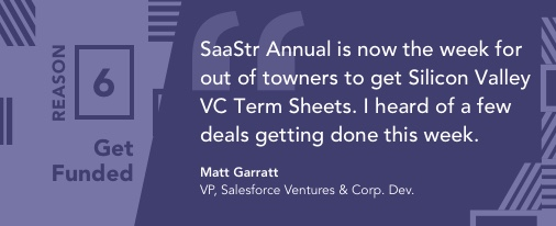 SaaStr Annual 2018 - VC Term sheets