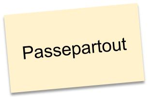 Passepartout-s