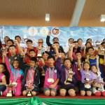สมาคมกีฬาแห่งจังหวัดกรุงเทพมหานครได้จัดการแข่งขันกีฬาว่ายน้ำ Bangkok Swimming 2019