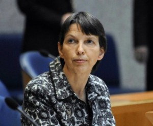 State Secretary Jetta Klijnsma