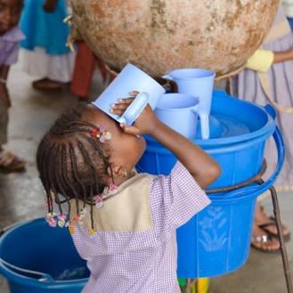Notre but améliorer la vie d'enfants et femmes du Burkina Faso