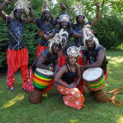 L'équipe Sabak & Beoneema Europe-Afrique