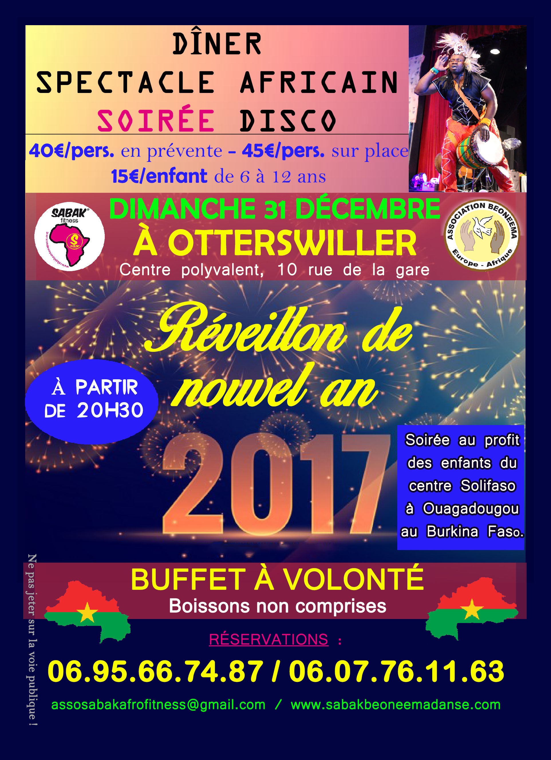 NOUVEL AN 2017 À OTTERSWILLER