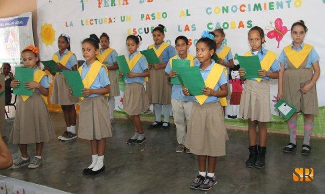 Feria Escolar En La Caoba