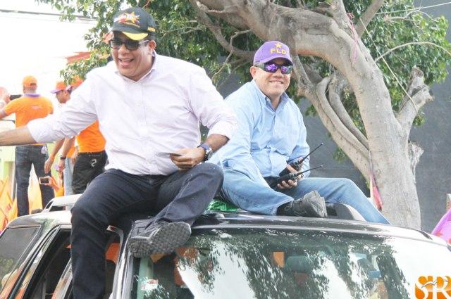 Sabanetero Elic Fernandez saluda su pueblo