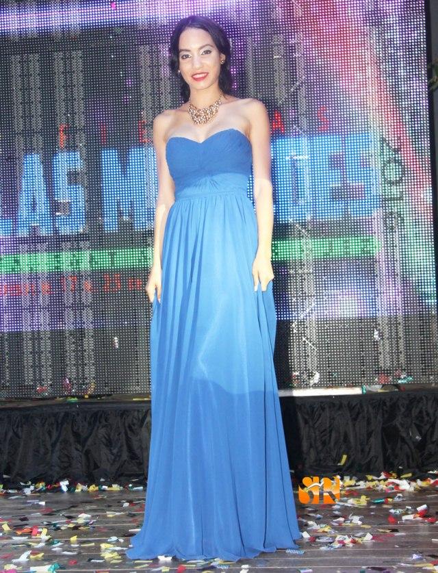 Jaisa Moran - Representante del barrio El Mejoramiento Social.