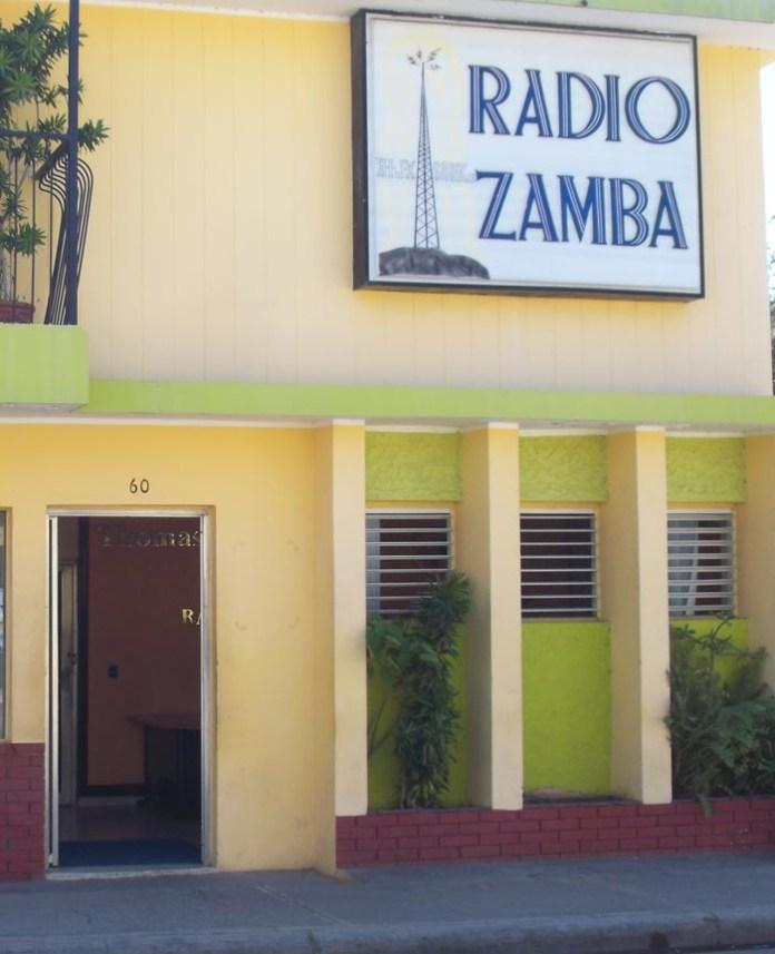 Radio Zamba 680 Amplitud Modulada (AM)