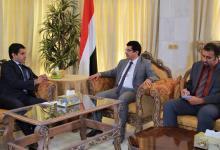 وكيل وزارة الخارجية يشيد بالدور الأمريكي الداعم للحكومة الشرعية في اليمن