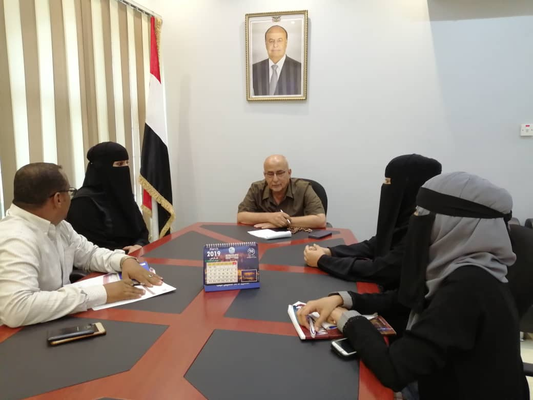 فتح يؤكد دعم الحكومة لمنظمات المجتمع المدني في تنفيذ المشاريع الاغاثية والتنموية