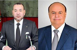 رئيس الجمهورية يهنئ ملك المغرب بذكرى توليه مهام الحكم في بلاده