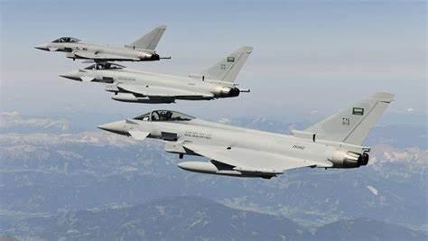 طيران التحالف يستهدف مواقع عسكرية في العاصمة صنعاء