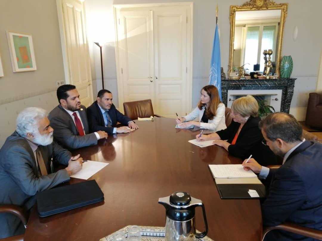Photo of وزير حقوق الإنسان يلتقي المفوض السامي لحقوق الإنسان