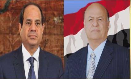 رئيس الجمهورية يهنئ نظيره المصري بذكرى العبور