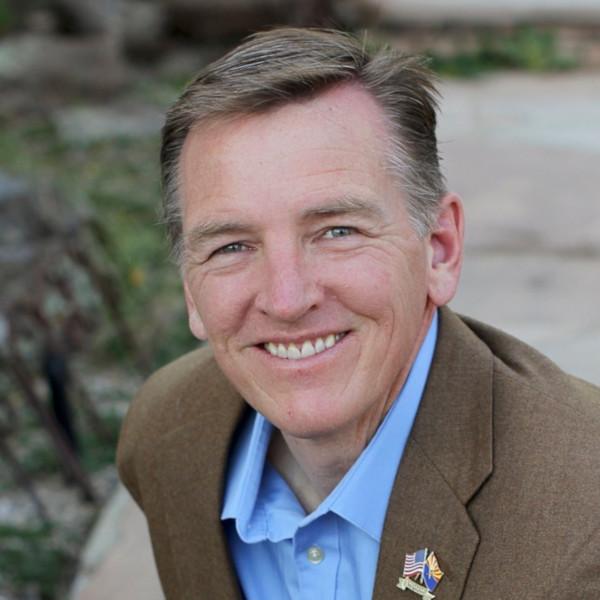 Rand Paul, US Senator from Kentucky
