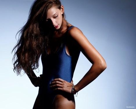 Swimwear shoot with Lindsay