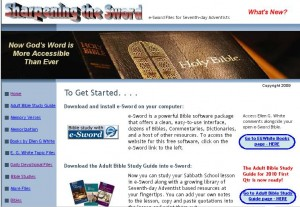 Free Adventist Bible Software