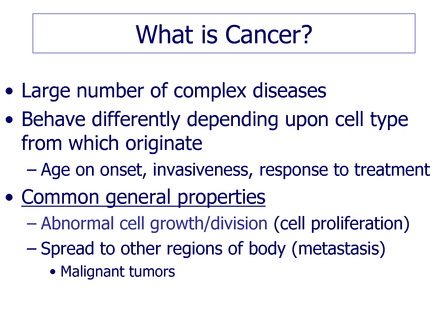 Different Approaches of Cancer Treatment Using Homeopathy in