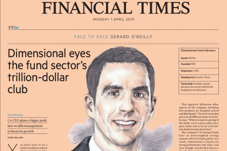 Dimensional Eyes the Fund Sector's Trillion-Dollar Club