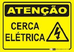 Cerca Elétrica pode matar mito ou verdade