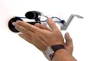 Câmeras acionada por ruídos