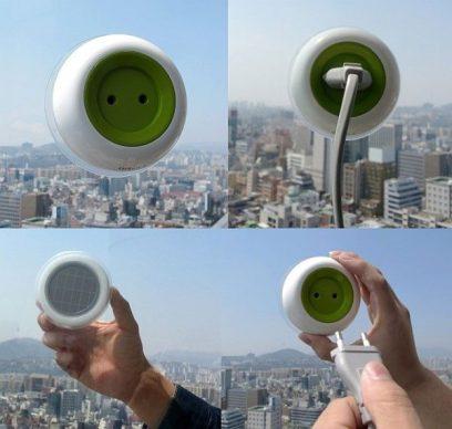 Energia Limpa com Tomada solar