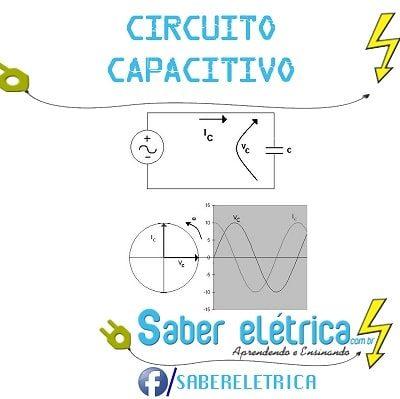 Características do circuito capacitivo