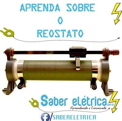 Funcionamento e aplicação do reostato no setor elétrico