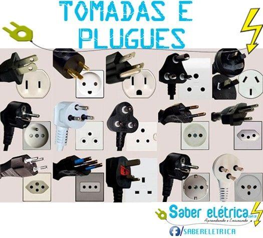 Saiba quais são os tipos de tomadas padrão no Brasil