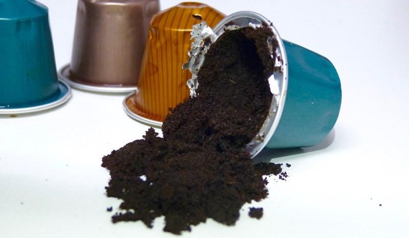 Adubo de Borra de Café