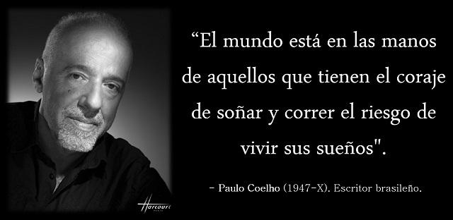 Frases célebres de Pablo Coelho
