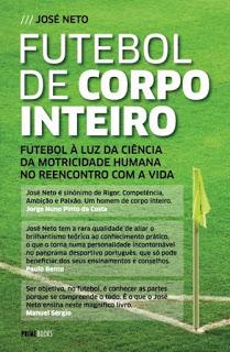 Futebol de corpo inteiro, José Neto, 2012