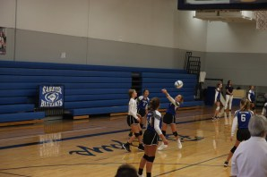 SMS Eighth Grade Volleyball_1617