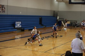 SMS Eighth Grade Volleyball_1700