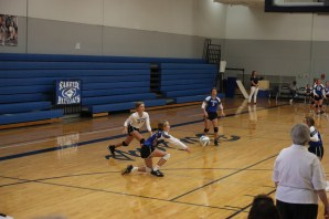 SMS Eighth Grade Volleyball_1701