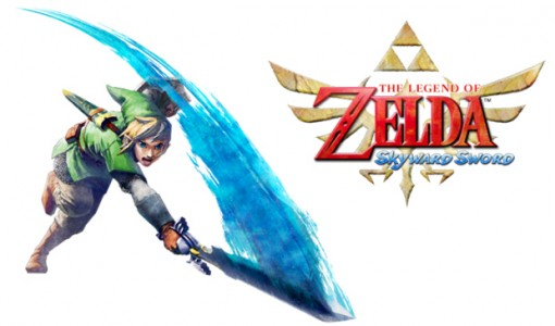Legend of Zelda Skyward Sword Wii 510x300