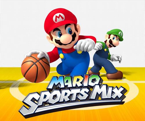 Mario Sport Mix Wii