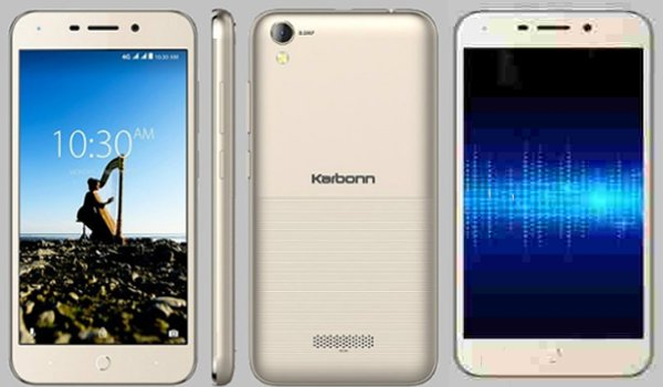 Karbonn K9 Music 4G smartphone launched for Rs 4990