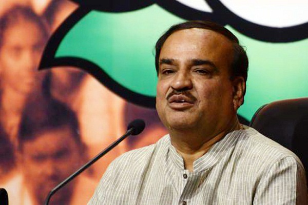 Congress is doing injustice to Muslim women: Ananth Kumar