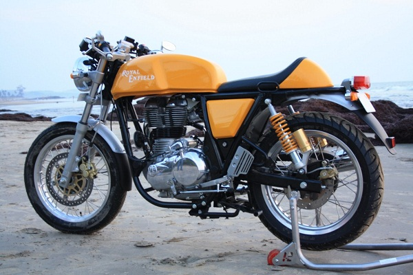 Sale of this ROYAL ENFIELD bike in India will be closed