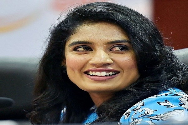 Coaching Mithali Raj will give to male players of Team India
