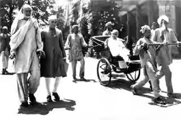 India had won the victory by bribing a coin at the time of partition, the presidential baggy