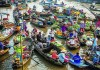 India's first floating market will start in Kolkata in 2018