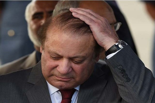 Nawaz Sharif appeared in court for 13th time