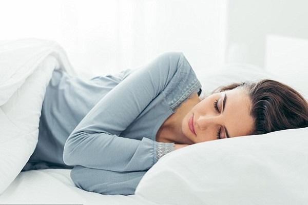 Are you comfortable sleeping? So adopt this remedy